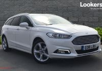 Cars Under 30000 Awesome Used Mondeo ford 2 0 Tdci 180 Titanium 5dr Powershift 2017