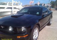 Cars4u Luxury Mustang Gt with A Sunroof