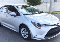 Carvana Cars Awesome New 2020 toyota Corolla Le Fwd 4dr Car