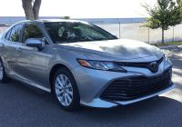 Carvana Cars Best Of New 2020 toyota Camry Le Fwd 4dr Car