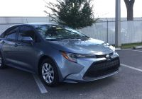 Carvana Used Cars Awesome New 2020 toyota Corolla Le Fwd 4dr Car