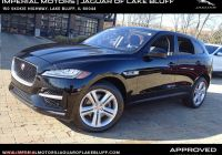 Carvana Used Cars Best Of Jaguar F Pace for Sale In Calumet City Il Autotrader