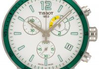 Certified Pre Owned Beautiful Tissot T Sport Quickster Football