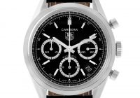 Certified Pre Owned Fresh Tag Heuer Carrera Cv2113 0 Tag Heuer
