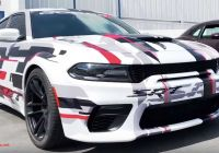 Charger Srt8 Inspirational Check Out the Dodge Charger Widebody Concept that First
