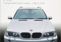Cheap Vehicle History Report Lovely Bmw X5 All First Generation E53 Models 1999 to 2006