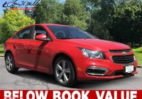 Chevy Cruze Trims Inspirational Used 2016 Chevrolet Cruze Limited for Sale In Provo Ut