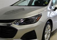 Chevy Cruze Trims Luxury Used 2019 Chevrolet Cruze Heated Seats & Remote Start for