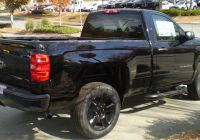 Chevy Trucks Unique File 2016 Chevrolet Silverado Wt Regular Standard Blackout