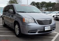 Chrysler town and Country Problems Best Of Pre Owned 2014 Chrysler town & Country touring