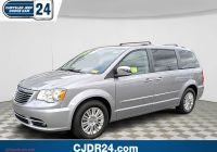Chrysler town and Country Problems Best Of Pre Owned 2016 Chrysler town & Country Limited with Navigation