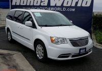 Chrysler town and Country Problems Best Of Used 2016 Chrysler town and Country touring