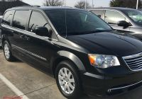 Chrysler town and Country Problems Elegant Pre Owned 2014 Chrysler town & Country touring