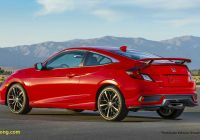 Civic Si for Sale Lovely 2020 Honda Civic Si Debuts with Fresh Face Quicker Acceleration
