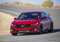 Civic Si for Sale New 2020 Civic Si Pays Gas Mileage Penalty for Quicker