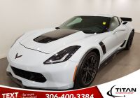 Corvette for Sale Near Me Beautiful Pre Owned 2018 Chevrolet Corvette Z06 3lz Z07 Performance Leather Navigation
