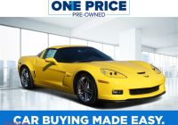 Corvette Z06 for Sale Awesome Pre Owned 2007 Chevrolet Corvette Z06 Rwd Coupe
