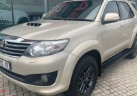 Country Auto Sales Lovely toyota fortuner 3 0d 4d Auto 2013