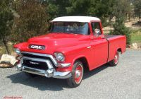 Craigslist Trucks for Sale New 1956 Gmc town & Country Suburban Cameo Pickup