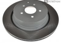 Disc Brake Beautiful Details About 2x Brake Discs Pair Vented Fits Infiniti Fx30 3 0d Rear 2010 On V9x 350mm Set