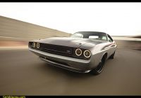 Dodge Cars Inspirational 1970 Dodge Challenger by Roadster Shop Cars