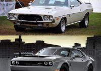 Dodge Challenger 2013 Beautiful Muscle Cars when Two Legends Meet 1972 Challenger Vs 2018