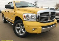 Dodge Ram 1500 Lovely Pre Owned 2008 Dodge Ram 1500 Laramie as Traded Special 4wd