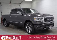 Dodge Ram 1500 New New Ram 1500 Limited with Navigation & 4wd