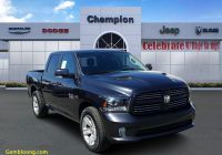 Dodge Ram 1500 Unique Pre Owned 2016 Ram 1500 Sport with Navigation