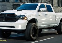Dodge Ram 1500 Unique Ram 1500 Bigfoot Edition Stands Tall Thanks to German Tuner