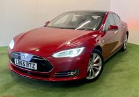 Does A Tesla Come with A Charger Fresh Red Tesla Model S E P90d Saloon 5dr Electric Cvt 4×4 Nav