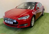 Does A Tesla Come with A Charger Inspirational Red Tesla Model S E P90d Saloon 5dr Electric Cvt 4×4 Nav