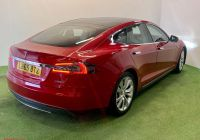 Does A Tesla Come with A Charger Unique Red Tesla Model S E P90d Saloon 5dr Electric Cvt 4×4 Nav