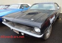 Does Graveyard Carz Have Cars for Sale Lovely Graveyard Carz Star 1970 Plymouth Cuda 340