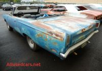Does Graveyard Carz Have Cars for Sale Unique 1969 Road Runner Convertible 383 Automatic B5 Graveyard