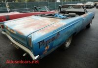 Does Graveyard Carz Sell Cars Best Of 1969 Road Runner Convertible 383 Automatic B5 Graveyard