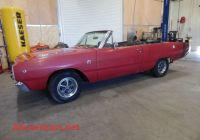 Does Graveyard Carz Sell Cars Luxury 1968 Dodge Dart Gts 340 Automatic Convertible Numbers