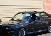 E92 M3 for Sale Fresh 1988 Bmw E30 M3 Seller Wants Just $29 000 for His Mint Car