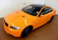 E92 M3 for Sale Lovely Fire orange Bmw M3 Shows Up at Bmw Cleveland