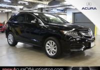 Edmunds Acura Rdx Awesome Certified Pre Owned 2017 Acura Rdx Awd with Technology Package with Navigation