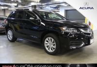 Edmunds Acura Rdx Elegant Certified Pre Owned 2017 Acura Rdx Awd with Technology Package with Navigation