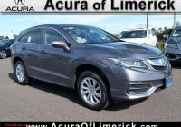 Edmunds Acura Rdx Lovely Certified Pre Owned 2017 Acura Rdx Awd with Technology Package with Navigation