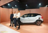 Electric Cars 2020 Beautiful Volvo Unveils First All Electric Vehicle