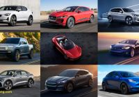Electric Cars 2020 Elegant Longest Range Electric Cars Of 2020 19 Evs that Can Go the