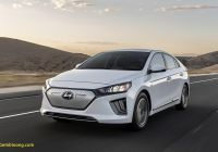Electric Cars 2020 Lovely 2020 Hyundai Ioniq Electric More Range for Just More