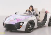 Electric Cars for 12 Year Olds Awesome ■toyota Camatte Concept Car for Kids
