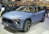Electric Cars for 12 Year Olds Awesome Chinese Startup Nio Smartens Electric Cars with Big Tech S Help