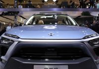 Electric Cars for 12 Year Olds Luxury after Several Disappointing Quarters Chinese Ev Maker Nio S