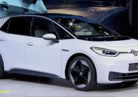Electric Cars for 12 Year Olds New Volkswagen Reveals Its Mass Market Id 3 An Electric Car