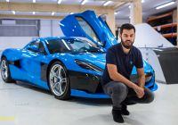 Electric Cars for 12 Year Olds Unique How Mate Rimac is Supercharging Electric Cars